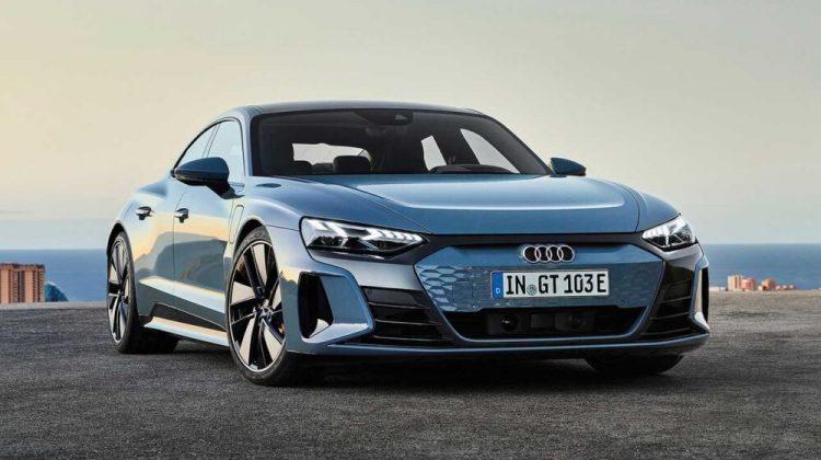 Buy Audi E-Tron GT in Pakistan Rs. 23,750,000