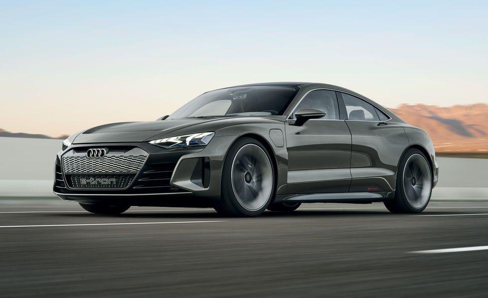 Buy Audi E-Tron GT in Pakistan in Rs. 23,750,000