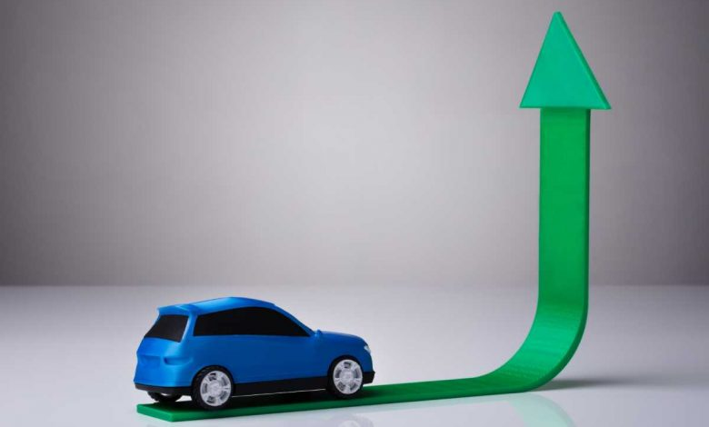 car prices are going up