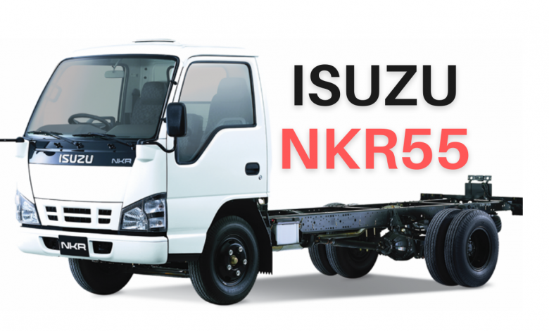 ISUZU NKR Price and Specification in Pakistan 2021