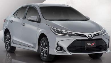 Toyota Corolla X 1.6 Special Edition