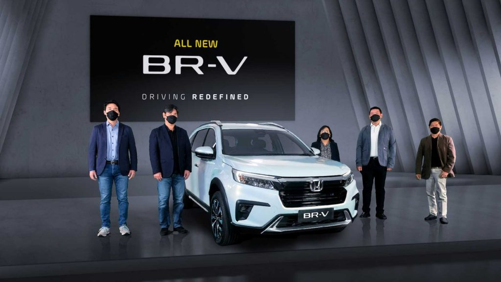 Honda BR-V 2022 Launch and Specifications
