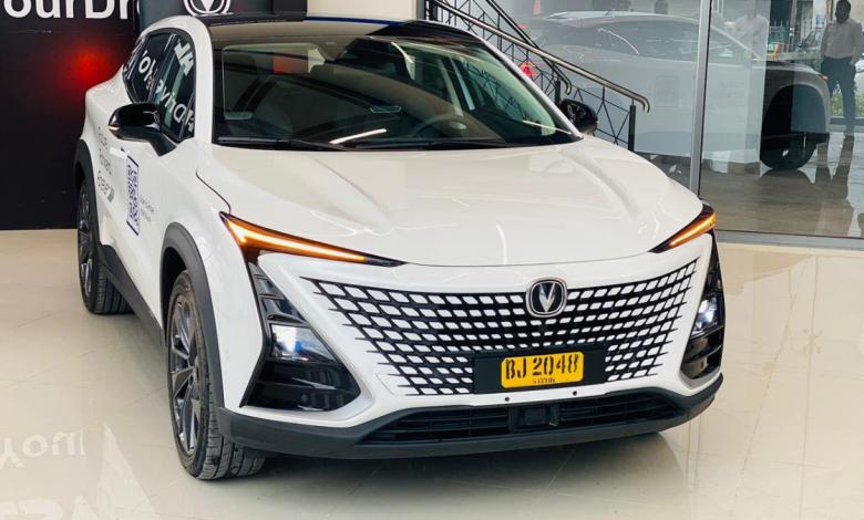 Changan upcoming Cars in Pakistan in 2021