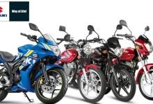 Pak Suzuki Increased its Bike Prices 3rd time in 2021