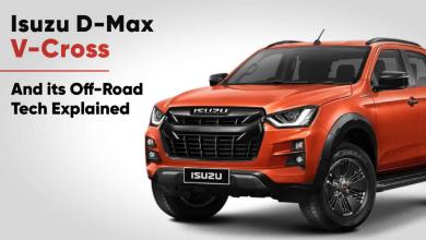ISUZU D-Max V-Cross Price in Pakistan